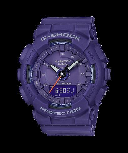 Casio G-Shock GMA-S130VC-2A Double LED Light Men's Watch