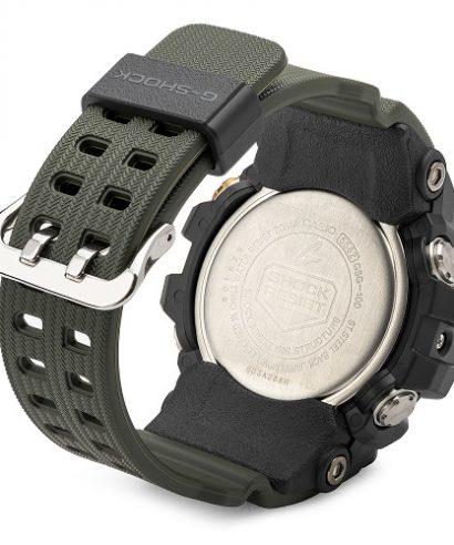 Casio G-Shock GSG-100-1A3 200M Solar Powered Men's Watch