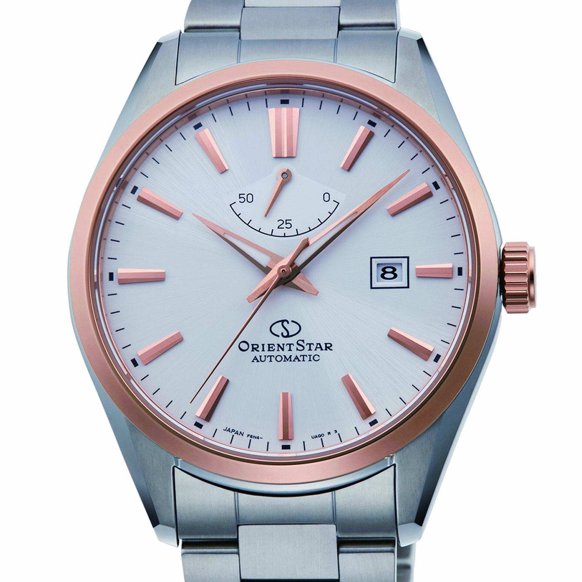 Orient RE-AU0401S00B Star White Dial Automatic Men's Watch