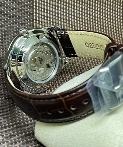 Orient RA-AC0017S10D Automatic White Dial Men's Watch