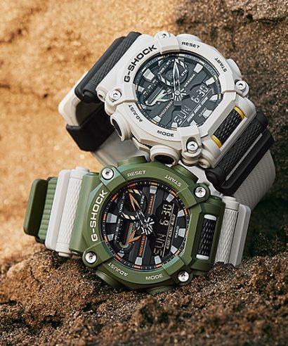 Casio G-Shock GA-900HC-3A Special Color Models Men's Watch