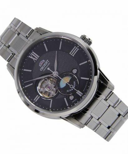 Orient RA-AS0002B00B Classic Sun Moon Automatic Men's Watch