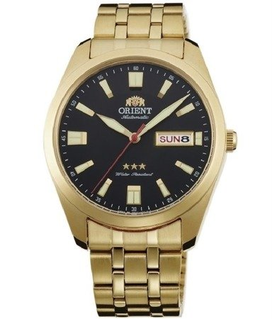 Orient Tri Star RA-AB0015B19B Black Dial Men's Watch