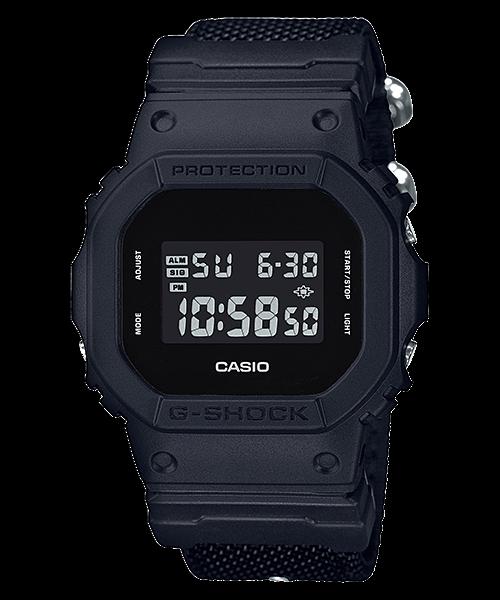 Casio G-Shock Dw-5600bbn-1 Military Black Watch