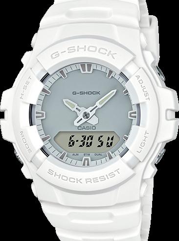 Casio G-Shock G100CU-7A Standard Analog-Digital Men's Watch