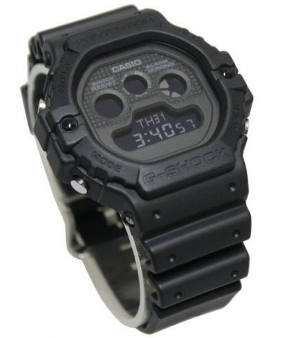 Casio G-Shock Classic Matte All Black DW-5900BB-1 Men's