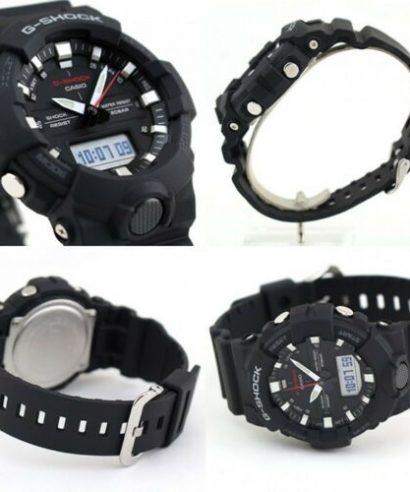 Casio G-Shock GA-800-1A Hourly Time Signal 200M Men's Watch