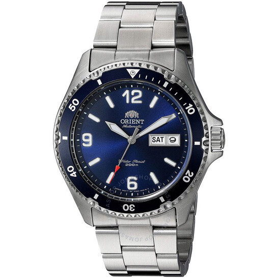Orient FAA02002D3 Automatic Blue Dial Men's Watch