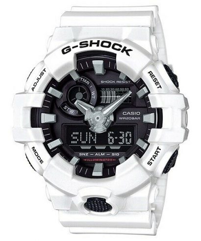 Casio G-Shock GA-700-7A World Time Men's Watch