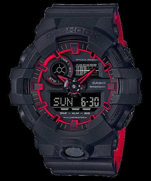 Casio G-Shock Analog-Digital Casual GA-700SE-1A4 Men's Watch