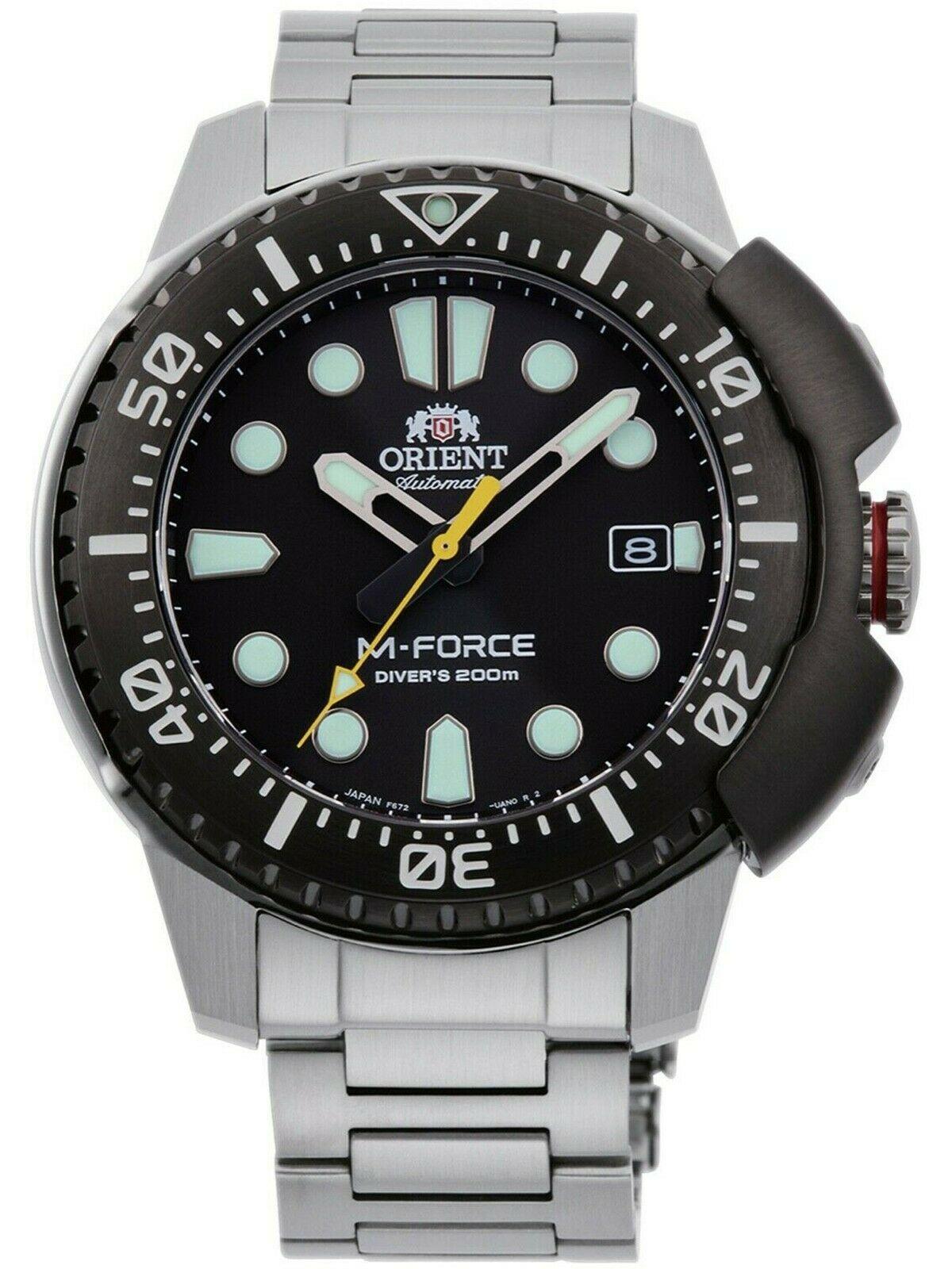 Orient RA-AC0L01B00B Diver's Automatic Men's Watch