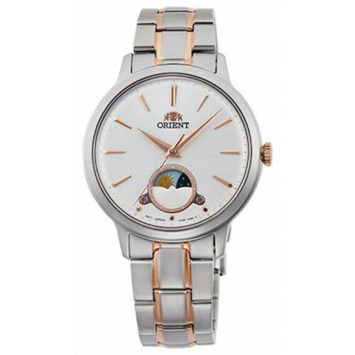 Orient Classic RA-KB0001S10B Sun & Moon Quartz Women's Watch