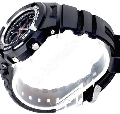 Casio G-Shock Analog Digital World Time AW-590-1A Watch