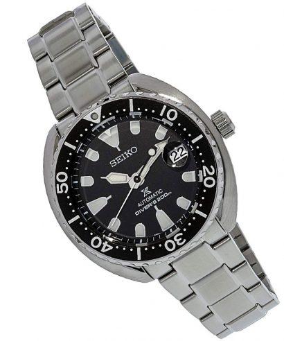"Seiko SRPC35K1 Prosepex Diver's 200m ""Mini Turtle"" Men's Watch"