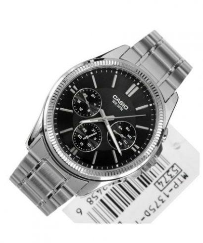 Casio Enticer MTP-1375D-1A Black Dial Men's Watch