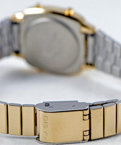 Casio Vintage LA670WGA-9D Digital Gold Women's Watch