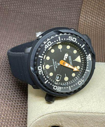 Seiko Prospex SNE577P1 Tuna Solar divers Men's Watch