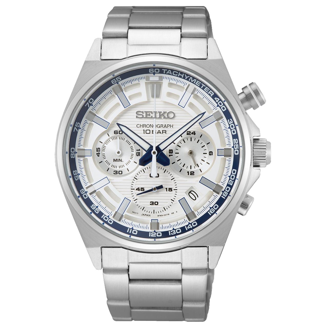 Seiko SSB395P1 Chronograph Sports Watch